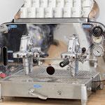 FAEMA E61 Espressomaschine von 1962 - der Urvater aller Espressomaschinen