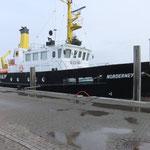 im Hafen Urlaub Ferienwohnung auf Norderney