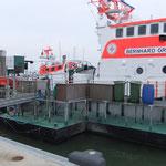 Norderney urlaub ist sicher, auch auf dem Wasser in den Ferien, Ferienwohnung Norderney super günstig