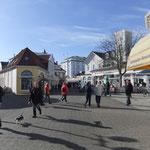 Die ersten Sonnenstrahlen genießen   Norderney urlaub