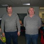 bis zu diesem Tag wusste keiner, dass wir Siamesische Zwillinge im Verein haben