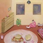 ひとり alone/72.5×116.5cm/2005