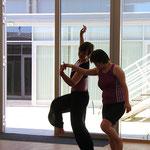 Tanzimprovisation in der Käsemacherwelt (Katharina und Christa)