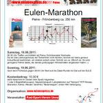 Plakat Eulenmarathon