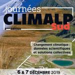 2ème édition des journées CLIMALPSUD, 6-7 décembre 2019