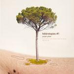 Hétérotopies#1, parcours sonore forestier sur le changement climatique, 2017, consultant scientifique GeographR