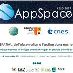 AppSpace #Sud, 5-6 novembre 2019