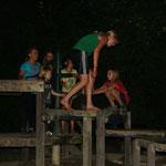 Ausflug auf den Spielplatz in Mitterwöhr