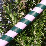 *Rosemary* /glossy flieder + Gaffa forestgreen