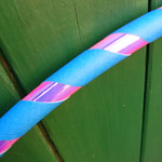 gaffa fluoro neon blue + colorchange pink purple pearly