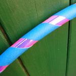 gaffa fluoro neon blue + colorchange pink purple pearly