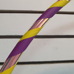 3fach: gaffa yellow,lilac +pink coral pearly