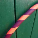 gaffa fluoro neon orange, burgund