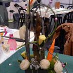 Composition 7 à 8 fleurs - 55 €