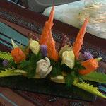 Centre de table  7 à 8 fleurs - 40 €