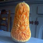 Butternut sculpté - 40.00 €