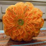 Fleur en potiron - 60€