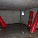 Das ist der größte der drei Räume beim Standardkeller des Classic 1,...