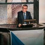 Hauptredner Regierungsrat Ernst Stocker
