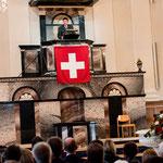 Hauptredner Kkdt Aldo Schellenberg