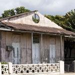 Koloniale Vergangenheit, ein Lagerhaus, Armazem