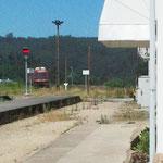 Bahnhof Sernada do Vouga