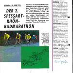 1991 Spessart-Rhön-Radmarathon