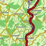 Etappe 8: Track Langsur - Minden (Südeifel)