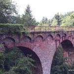 Grünewald Viadukt (ursprüngliche Bahntrasse)