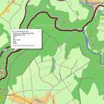 Detailtrack - Von Monschau zur Vennbahn über den Rur-Ufer-Radweg