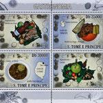 Briefmarken zum Thema