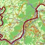 Etappe 9: Track Minden (Südeifel) - Schweich