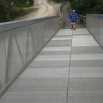 Wegführung am Kalkeifelradweg