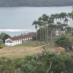 Blick auf die Bucht von Porto Alegre