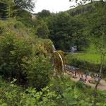 """Wasserfall """"Dreimühlen bei Ahütte"""""""