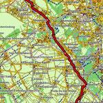 Etappe 13: Track Bad Münstereifel - Grevenbroich
