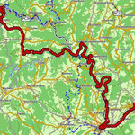 Etappe 6: Track Wiltz - Diekirch