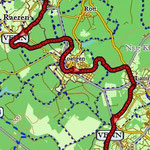 Etappe 2: Track Aachen-Brand - Monschau