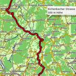 Etappe 13: Track Mehren - Bad Münstereifel