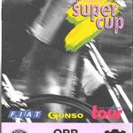 Broschüre zum Oberbayerischen Super Cup 1992