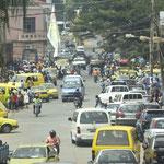 Taxis, DIE Transportmittel der Insel