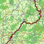 Etappe 4: Track St. Vith - Troisvierges