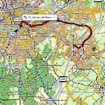 Etappe 1: Track Aachen Hbf - Aachen Brand
