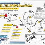 Strecke vom Rhön-Super-Cup