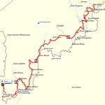 Track, Jeeptour in den Süden der Insel