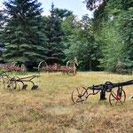 Historische Agrargeräte