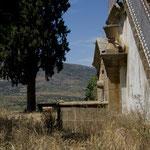 Brunnen, am Haupthaus der Quinta
