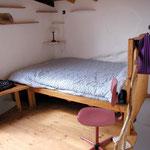 Doppelbett, Casa da Pedra in Raposeira
