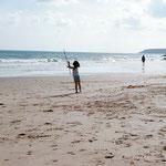 Strand Praia da Salema