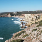Küste bei Zavial